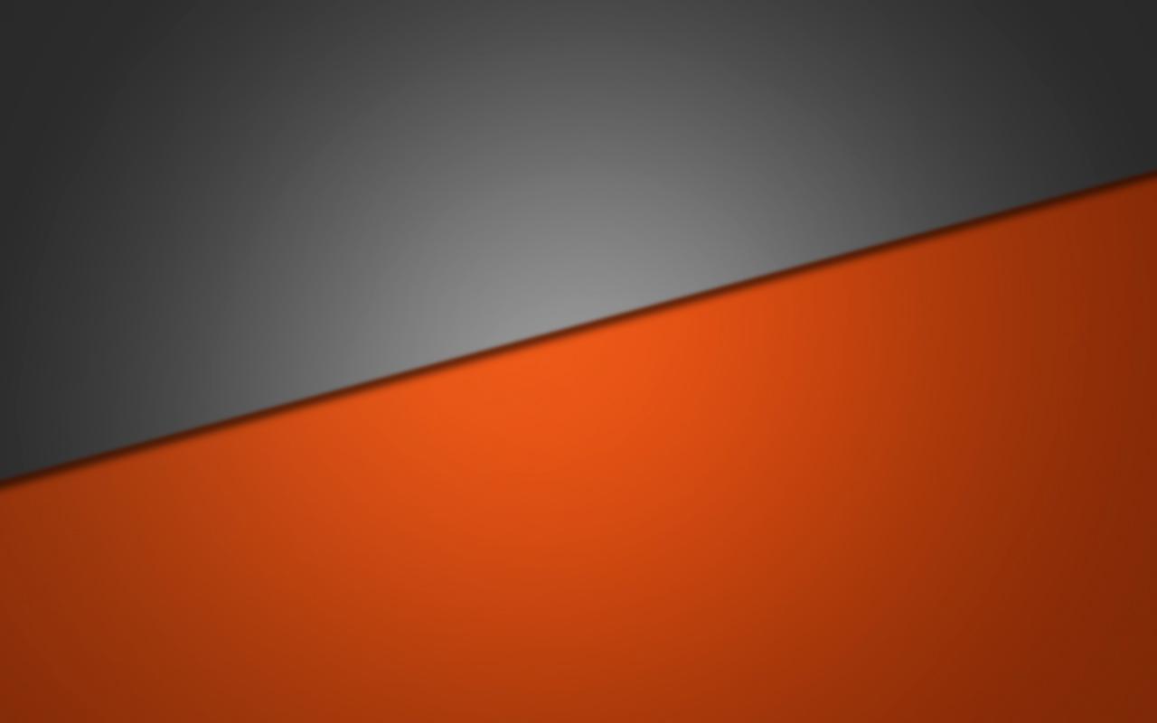 Orange Gray by visdasdasdvaelhuano